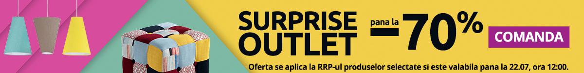 Surprise outlet