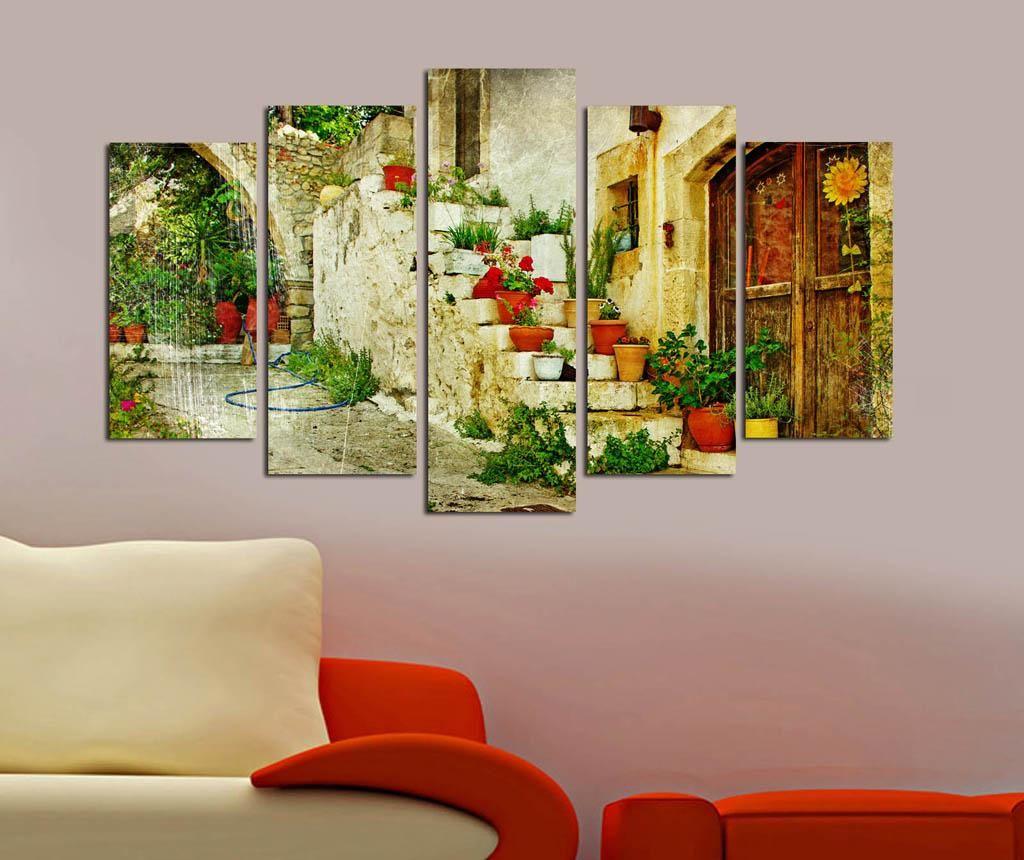 Set 5 tablouri Strairs