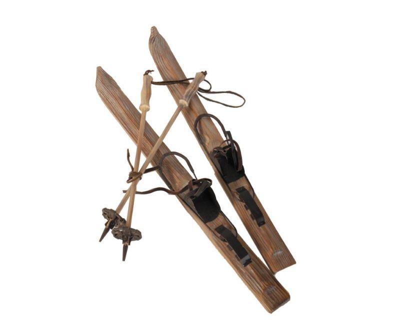 Dekoracija Ski and Sticks