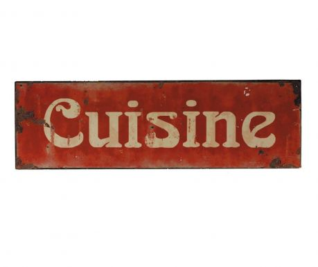 Dekoracja ścienna Cuisine