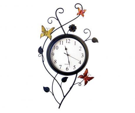 Nástěnné hodiny Supreme Butterflies