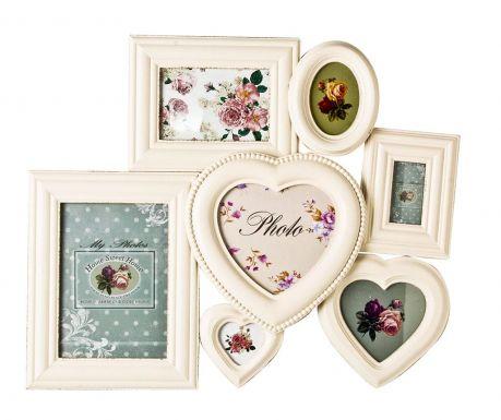 Ramka na 7 zdjęć Charming Roses