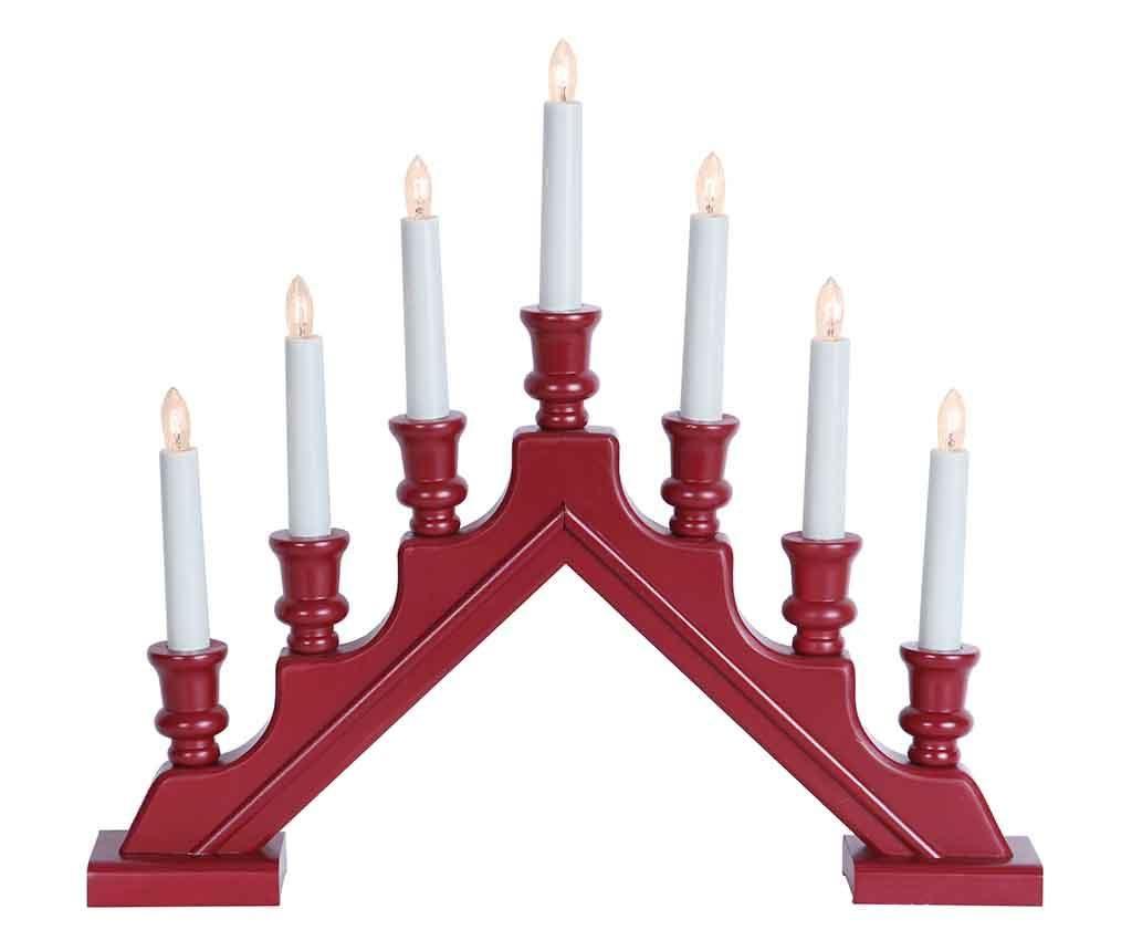 Světelná dekorace Red Sara