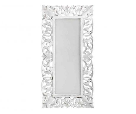 Zrkadlo Vegetal White