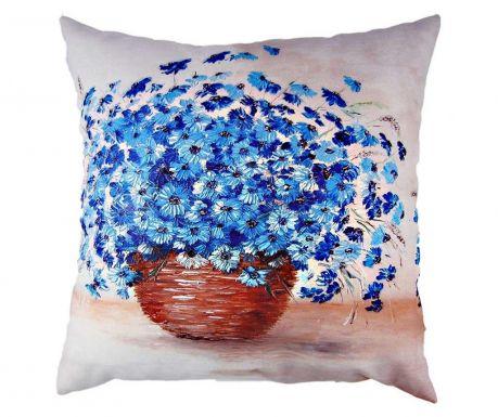 Διακοσμητικό μαξιλάρι Bouquet Painting 43x43 cm