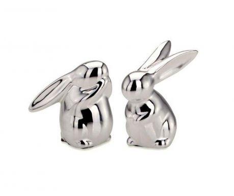 Little Rabbits 2 darab Dísztárgy