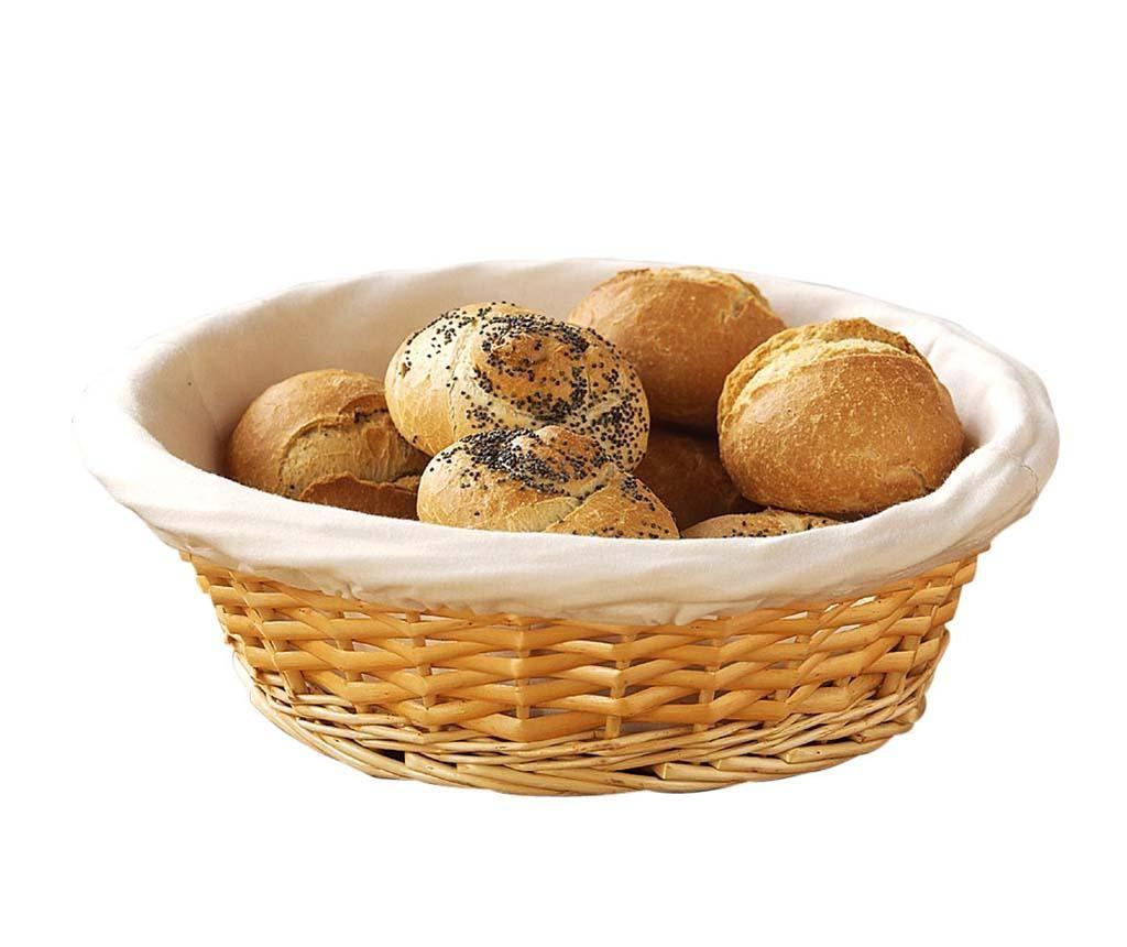 Košara za kruh Creamy