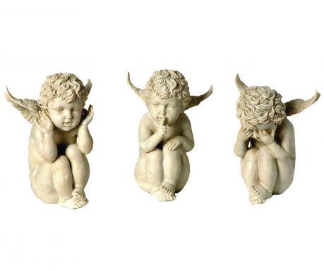 Set 3 ukrasa Oblivious Angels