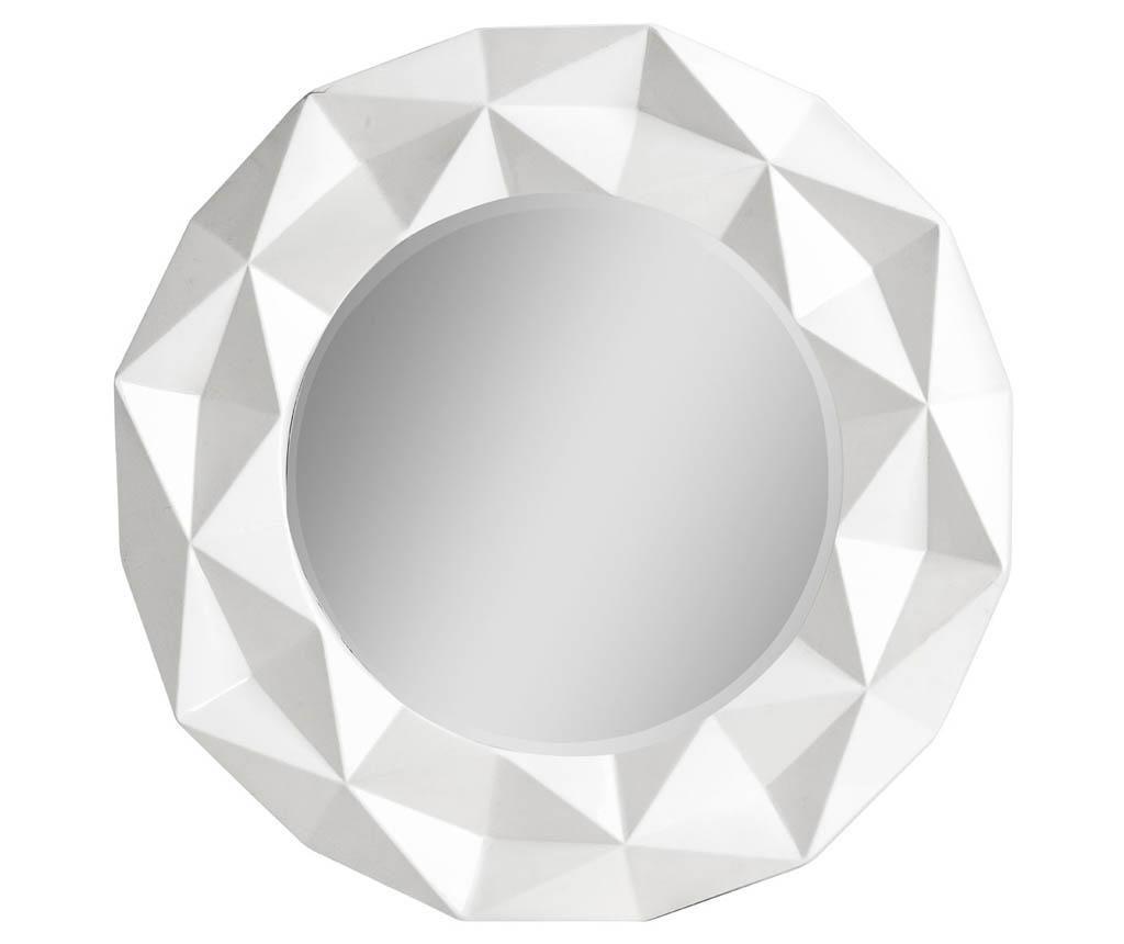 Zrkadlo Structures White