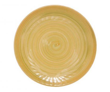 Dezertní talíř Beach Yellow