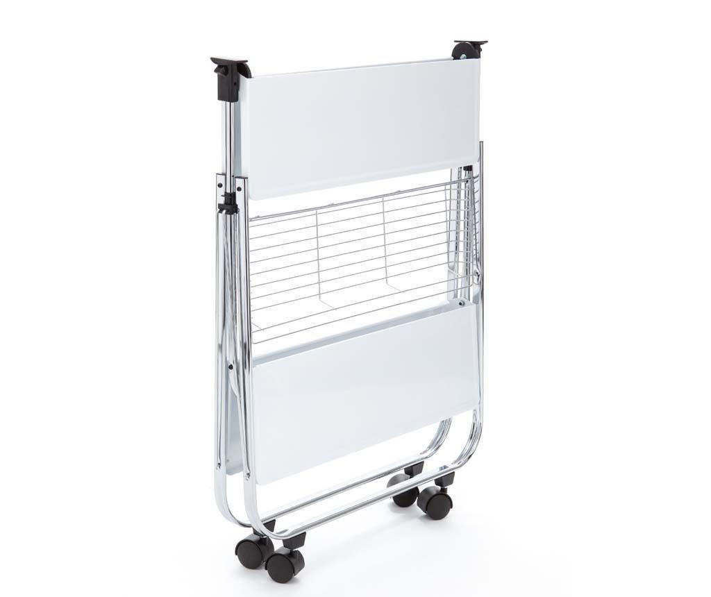 Servírovací skládací vozík Kit