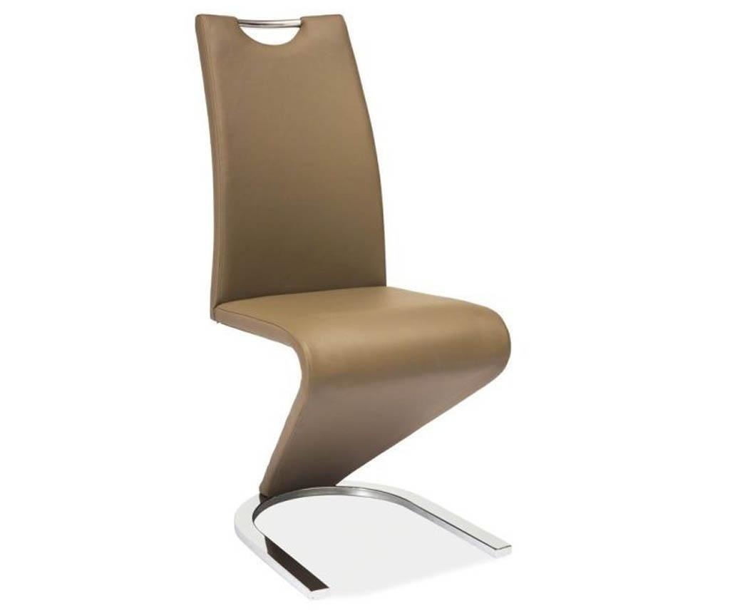 Židle Liam Cappuccino