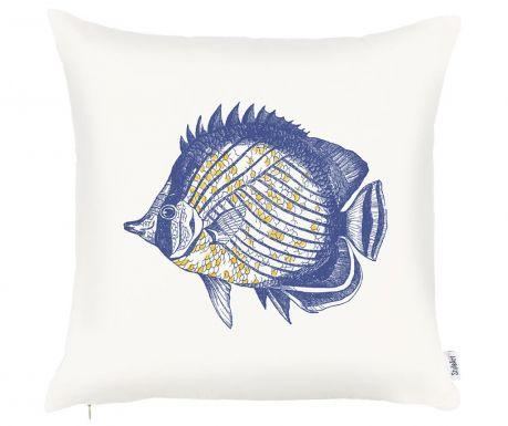 Калъфка за възглавница Fish 43x43 см