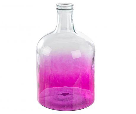 Dekoračná fľaša Vivace Fuchsia Wide