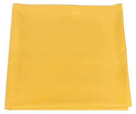 Thoughts Yellow Asztalterítő 140x170 cm