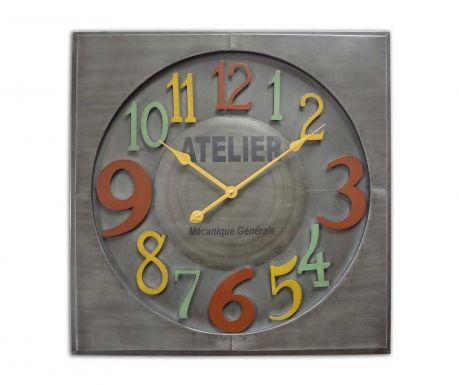 Nástěnné hodiny Atelier