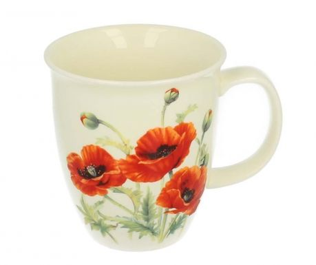 Чаша Beautiful Poppies 550 мл