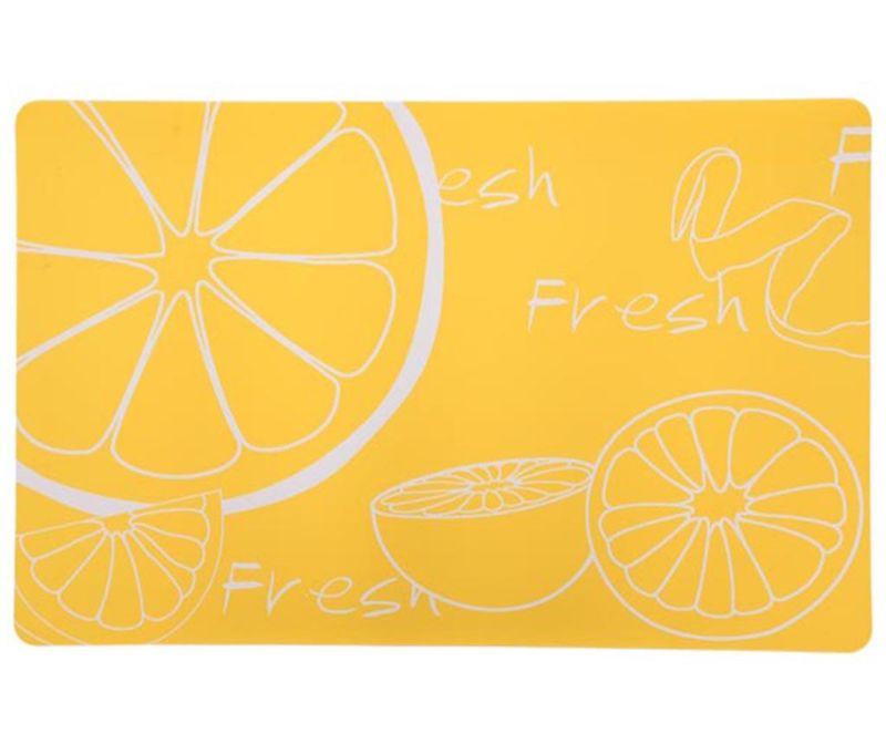 Individual Citrus Yellow 28.5x43.5 cm