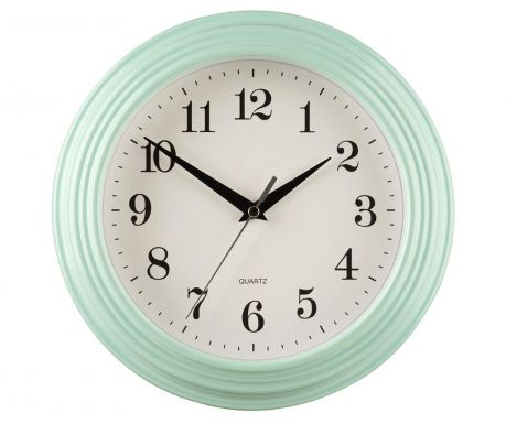 Стенен часовник Blaze Pale Blue