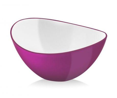 Livio Ellipse Purple Mély tál 400 ml