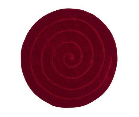 Tepih Spiral Red