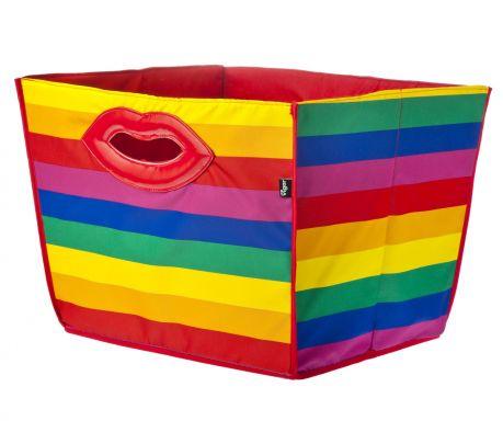 Zložljiva košara Rainbow Kiss