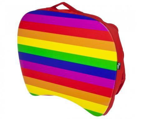 Ovitek za prenosni računalnik Rainbow Kiss