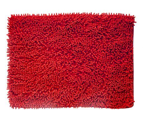 Kopalniška preproga Soft Red 45x60 cm