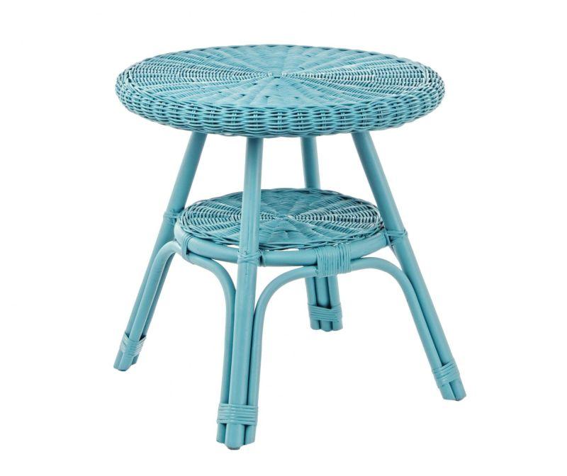 Allis Blue Kültéri asztalka