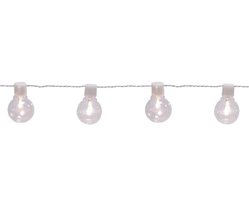 Venkovní světelná girlanda Blanca Bulbs