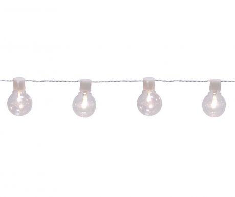 Ghirlanda luminoasa pentru exterior Blanca Bulbs