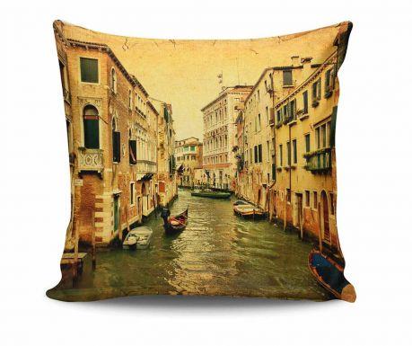 Venice Gondola Díszpárna