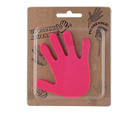 Magnetický stojan na doplňky Hand Fuchsia