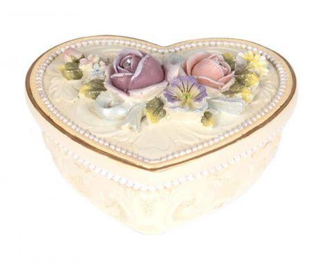 Paisley Roses Ékszerdoboz