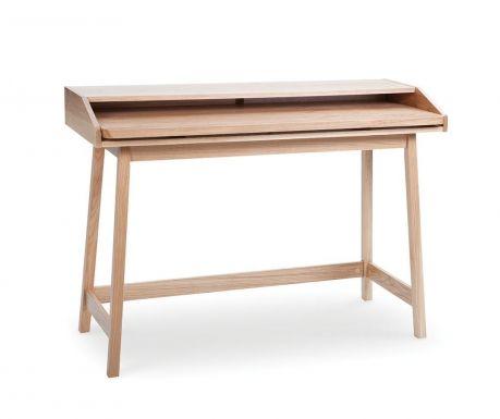 Písací stôl St. James Natural