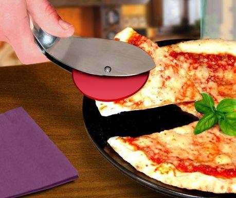 Kliešte s krájačom na pizzu Buonna