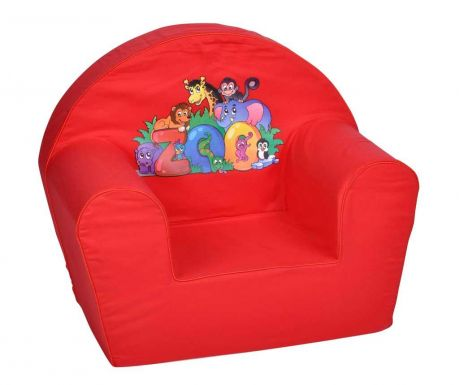 Fotel dziecięcy Fun Zoo