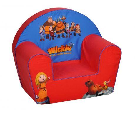 Fotel dziecięcy Wickie & Vikings