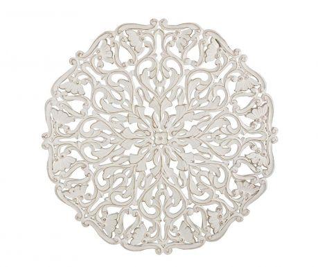 Nástenná dekorácia Vishal White