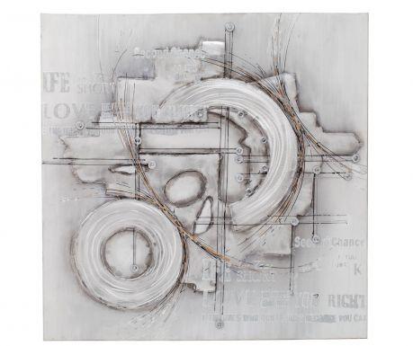 Geometry Festmény 100x100 cm