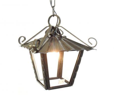 Závesná lampa Perugia Black