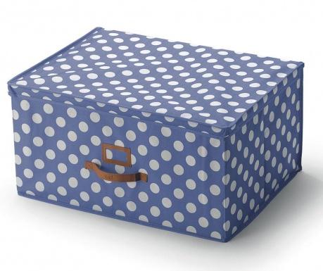 Κουτί με καπάκι για αποθήκευση Jolie Blue