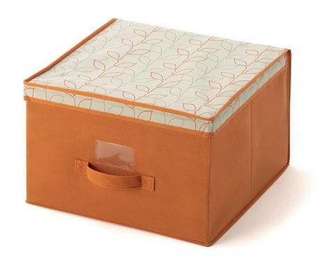 Skladovacia krabica s vrchnákom Bloom M