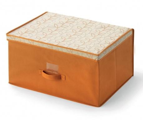 Skladovacia krabica s vrchnákom Bloom L