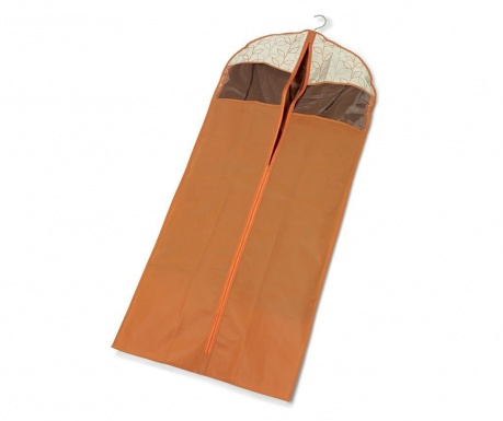 Obal na oblečení Bloom Orange 60x137 cm