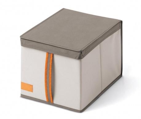 Κουτί με καπάκι για αποθήκευση Basic S