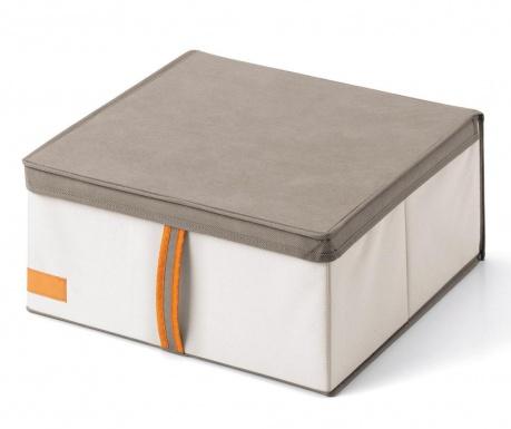 Κουτί με καπάκι για αποθήκευση Basic M