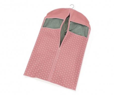 Zaščitna vreča za oblačila Vintage Pink 60x100 cm