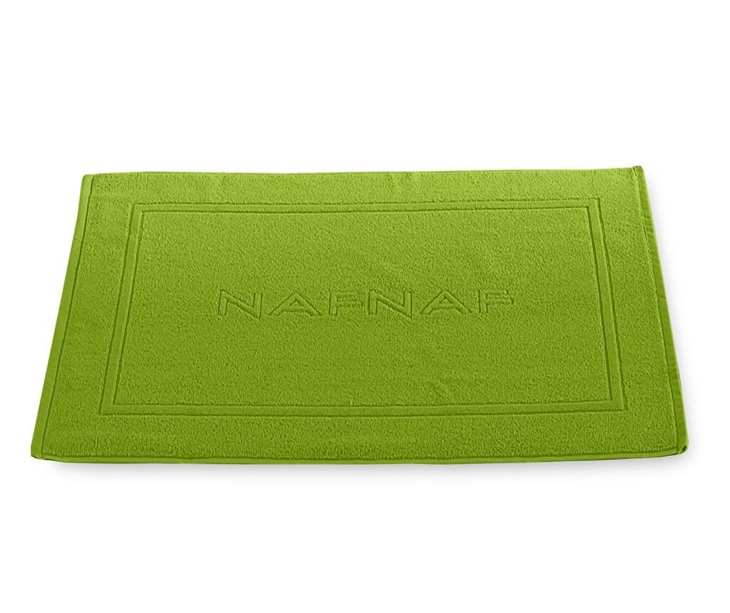 Předložka do koupelny Casual Green 50x80 cm