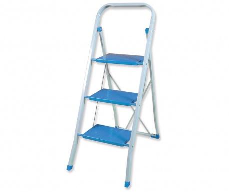 Skladací rebrík Rise Blue Three